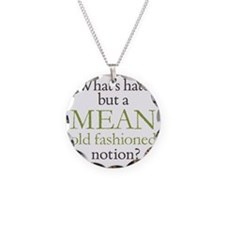 MeanT10x10 Necklace