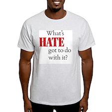 HateT10x10 T-Shirt