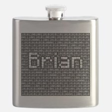 Brian, Binary Code Flask