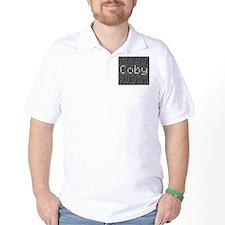 Coby, Binary Code T-Shirt
