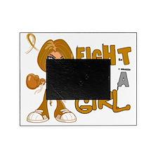 D Appendix Cancer FLAG 42.8 Picture Frame