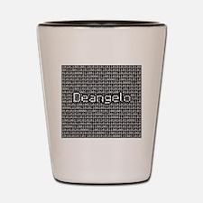 Deangelo, Binary Code Shot Glass