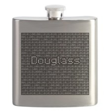 Douglass, Binary Code Flask