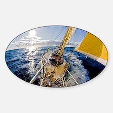 Sailing Decal