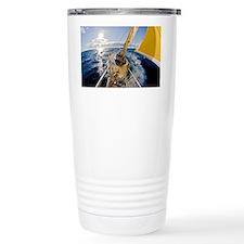 Sailing Travel Coffee Mug