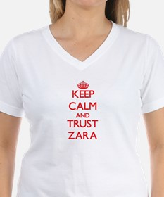 Keep Calm and TRUST Zara T-Shirt