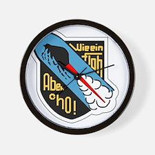 II.JG400 Wall Clock