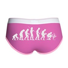 Geek Evolve Bumper Sticker Women's Boy Brief