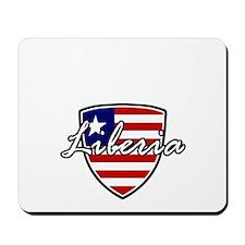 liberia1 Mousepad