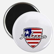 liberia1 Magnet