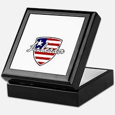 liberia1 Keepsake Box