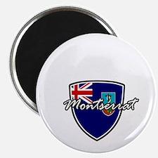 montserrat1 Magnet