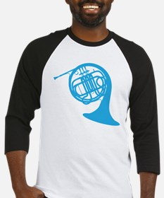 french horn Baseball Jersey