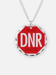 dnr-do-not-resusciatate-02a Necklace