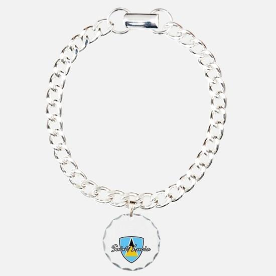 saint lucia1 Bracelet