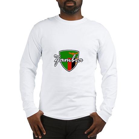 zambia1 Long Sleeve T-Shirt