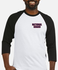 Soldier's Creed, National Gua Baseball Jersey