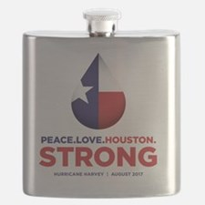 Cute Houston Flask
