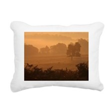 Sunrise queen Rectangular Canvas Pillow