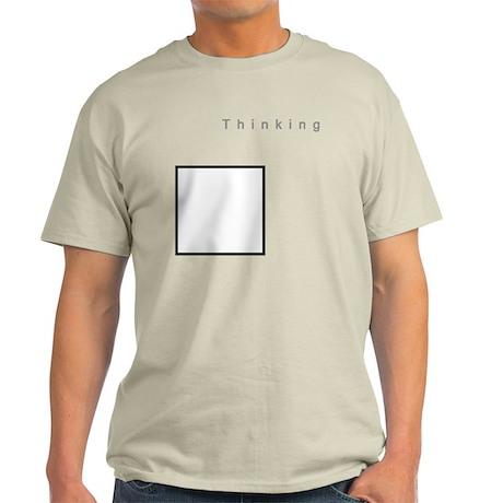 Thinking outside of the box Light T-Shirt