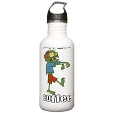 Must Have Coffee Sports Water Bottle
