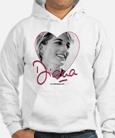 DianaPinkHeart Hoodie