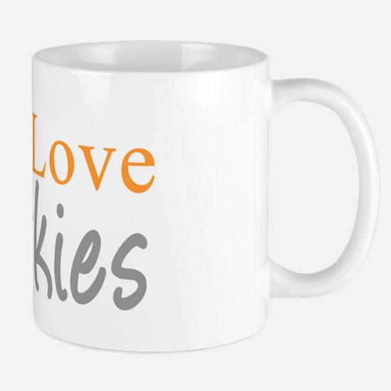 mustlovemorkies_black Mug