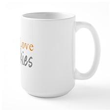 mustlovemorkies_black Mug