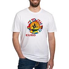 euro 2012 (blk)a Shirt