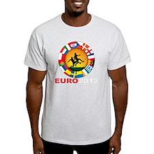 euro 2012 (blk)a T-Shirt