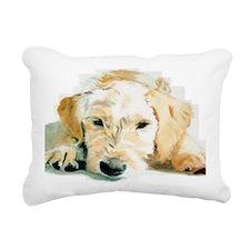 GINshoulder Rectangular Canvas Pillow