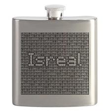 Isreal, Binary Code Flask