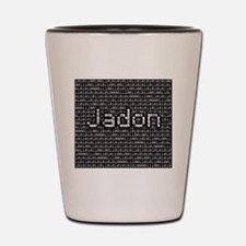 Jadon, Binary Code Shot Glass