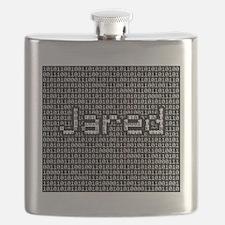 Jared, Binary Code Flask