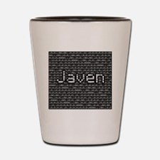 Javen, Binary Code Shot Glass
