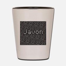Javon, Binary Code Shot Glass