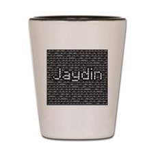 Jaydin, Binary Code Shot Glass