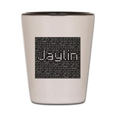 Jaylin, Binary Code Shot Glass