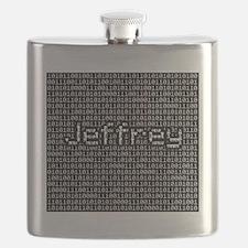 Jeffrey, Binary Code Flask