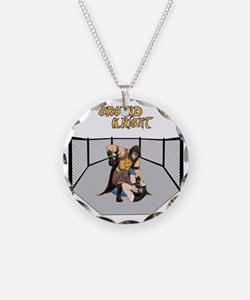 The Ground Knight Necklace