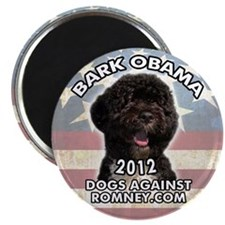bark_obama_sticker Magnet