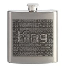 King, Binary Code Flask