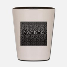 Konnor, Binary Code Shot Glass