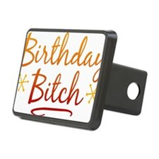 Birthday Bitch Hitch Cover
