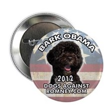 "bark_obama_button 2.25"" Button"