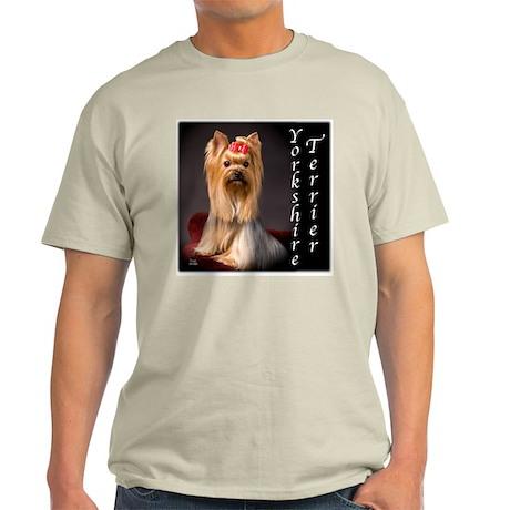 Yorkshire Terrier Light T-Shirt