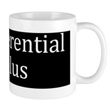 I heart differential calculus - (BS-W) Mug