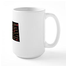 Conjugation-Spanish Mug