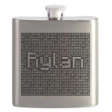 Rylan, Binary Code Flask
