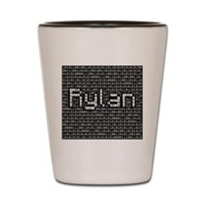 Rylan, Binary Code Shot Glass